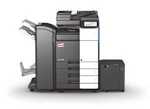 imprimante multifonctions ineo +300i